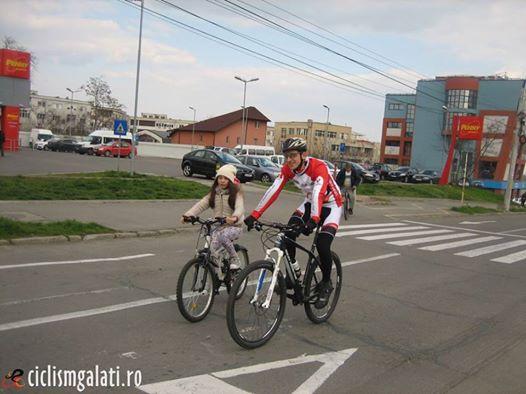 Sfatuita de un ciclist experimentat