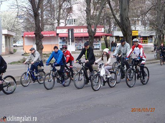Marea Bicicleala de Primavara 2016.